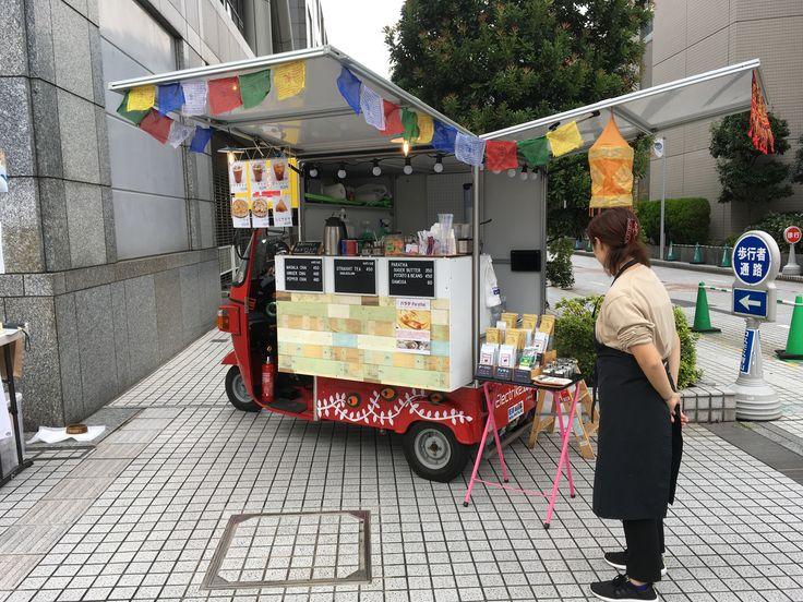 #auto #rickshaw #foodcart #streetfood #chai #rickshawcafe #electrike #bajaj #エレクトライク #オートリキシャ #オートリクシャー #chaiwala #chaiwallah #tea stall