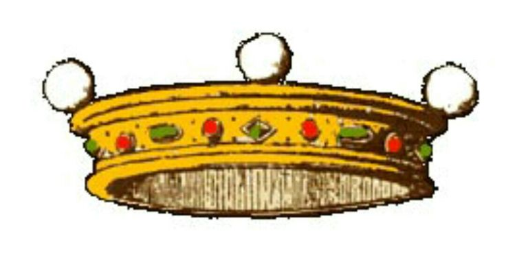 Knight Hereditary crown for Italy