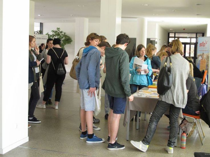Youth Education & Travel Fair in #Linz am 16. April 2016