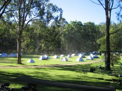 Camping at Coolendel - camping on the Shoalhaven River NSW surrounded by Morton National Park