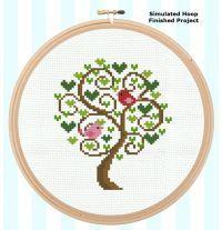 Tree of Love (2 Birds in a Tree)