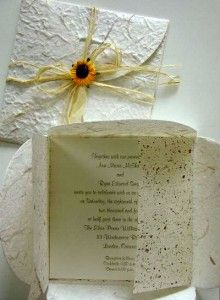 64 best rag cast seed paper wedding invitations images on make your own wedding invitations diy wedding invitations wedding invitation kits solutioingenieria Image collections