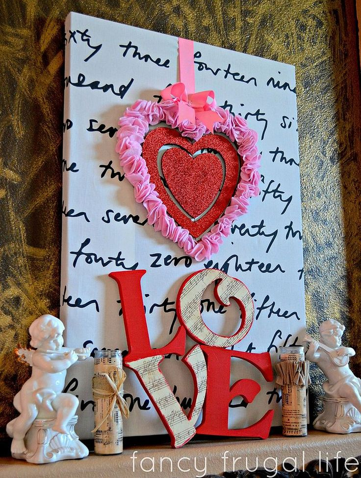 427 best Valentines Day images on Pinterest  Crafts Craft ideas