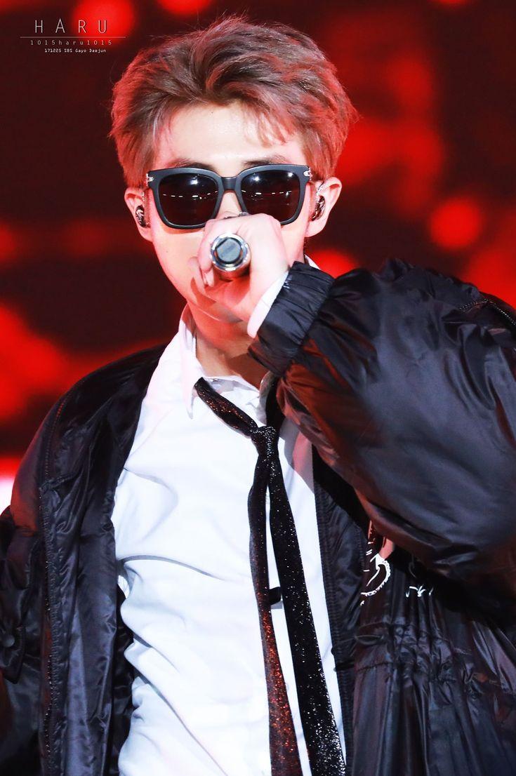 171225 sbs gayo daejeon #RM ~♡