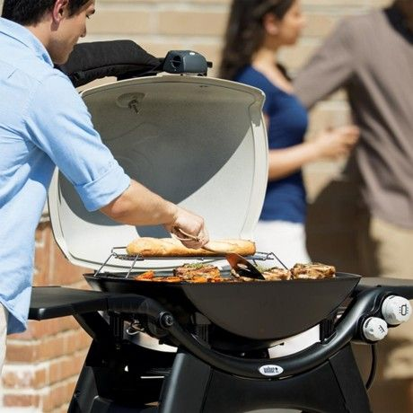 Weber Q 3200 - The amazing Weber Q Range - BBQ's and Outdoor