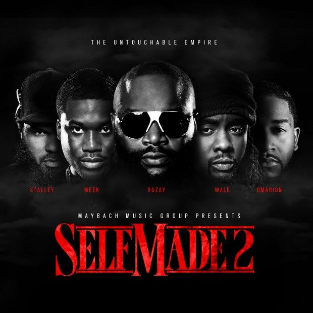 MMG Self Made vol 2 ... it's about to be a HOT summer!! :)