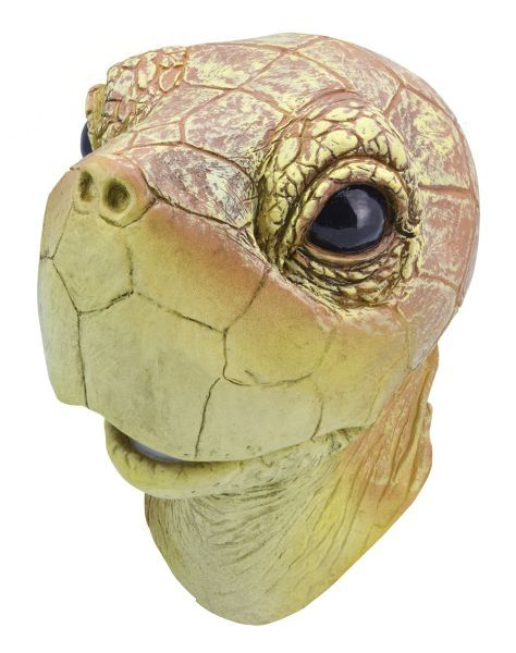 Turtle. (Rubber Masks) - Male - One Size