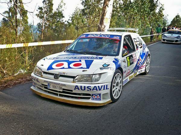 "Peugeot 306 Maxi KitCar, Manolo Senra ""Tarolo"""