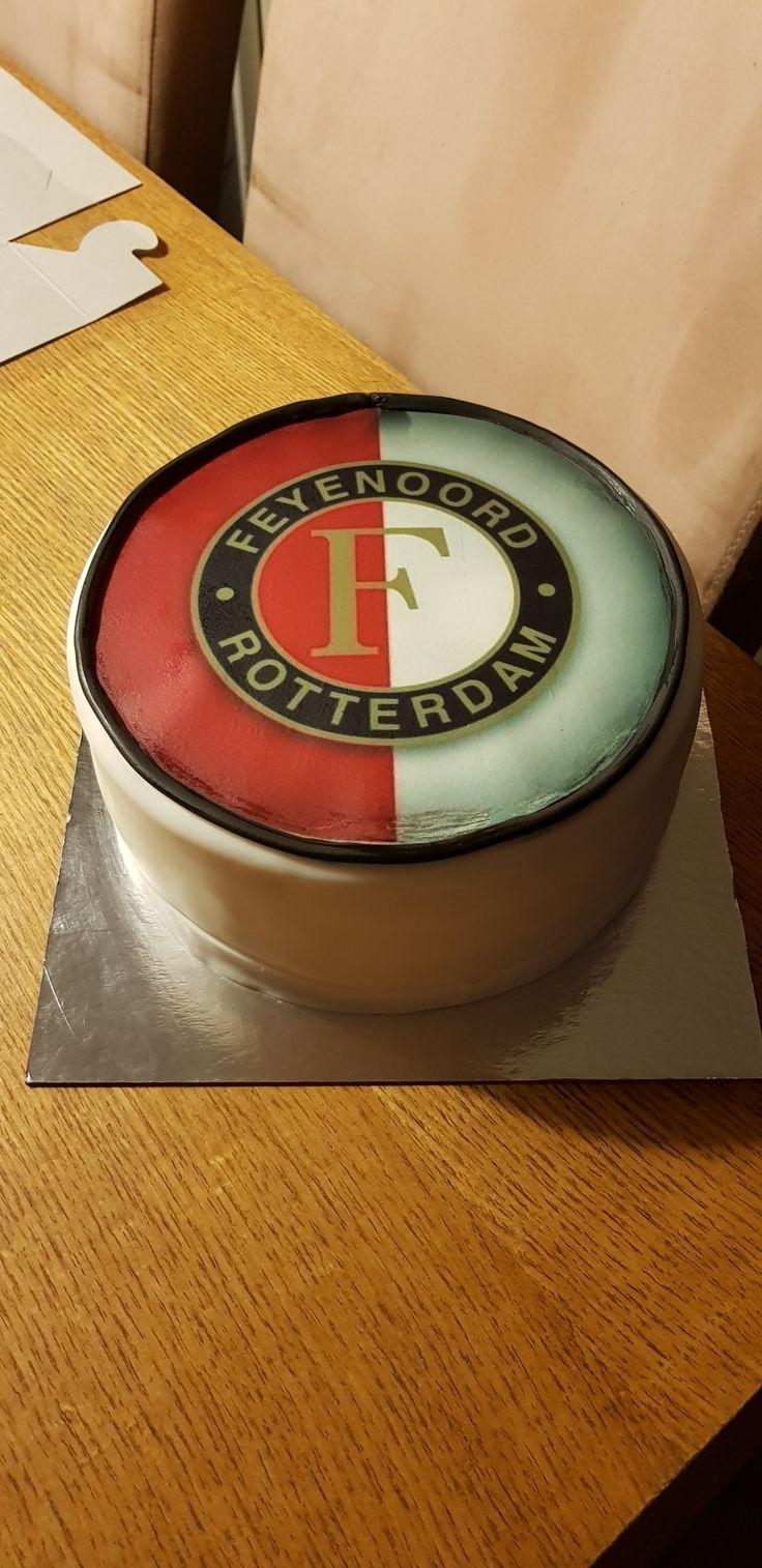 Feyenoord cake