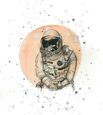 elephant astronaut - photo #46