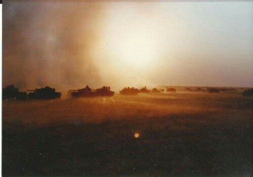 Formation of Olifant tanks