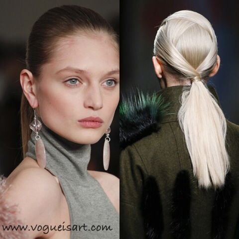 2014-2015 f/w hairstyle,2014-2015 f/w hair fashion,2014-2015 f/w hair trends,2014-2015 sonbahar/kış saç trendleri,2014-2015 sonbahar/kış saç modelleri,2014 saç modelleri,2015 saç modelleri,2015 yaz saç modelleri,At Kuyruğu,Pony Tail