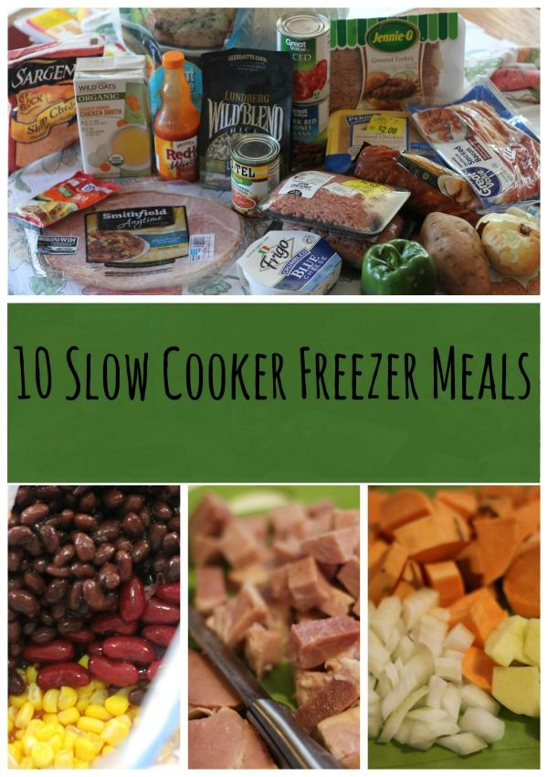 Sarah's Freezer to Slow Cooker ebooks have been a fantastic addition to my meal plans. They make meal planning easy and my family happy. I love the way each recipe is laid out, with a shopping list and ingredient prep list, along with cooking instructions.