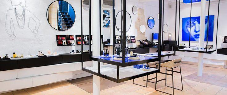 Boutique Chanel Le Marais