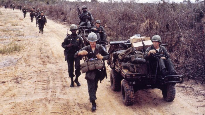 why did united states get involved vietnam war