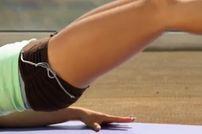 Ab exercises for injured backs from livestrong http://www.livestrong.com/article/21649-ab-exercises-lower-back-injury/