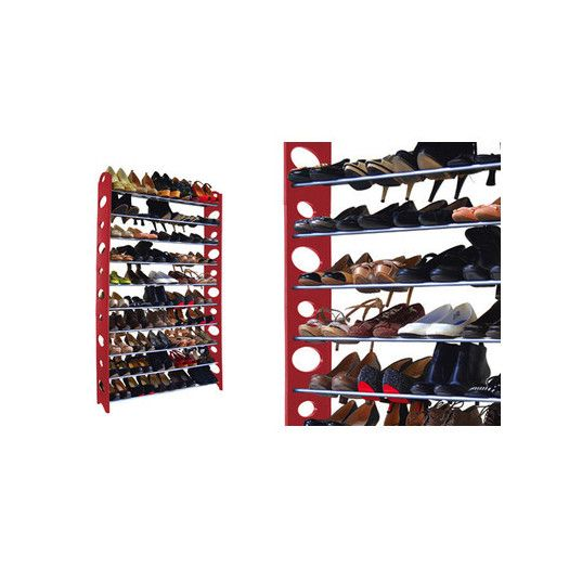 Found it at AllModern - Plastic Shoe Rack