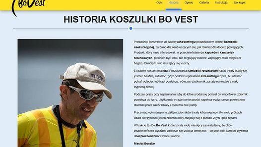 KAMIZELA ASEKURACYJNA http://bovest.pl/
