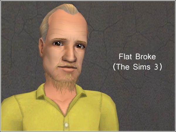 Broke (Flat, Flo, Buck, Trigger, Susie)