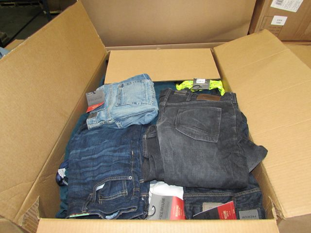 Brand New Wholesale Clothing Pallet As Low As 2 35 Tgt