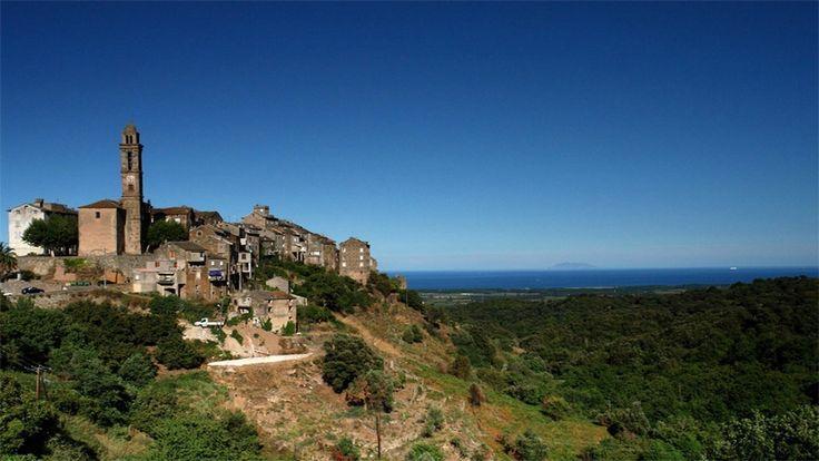 Corsica - Bastia - Corse ---- De Bastia à Casamozza - Lido de la Marana ----  Furiani
