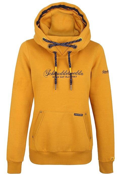 Schmuddelwedda Kapuzenpullover - mustard yellow für 49,95 € (25.11.17) versandkostenfrei bei Zalando bestellen.