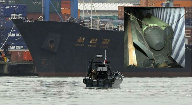 La misteriosa historia del barco norcoreano, Mundo - Semana.com - Últimas Noticias