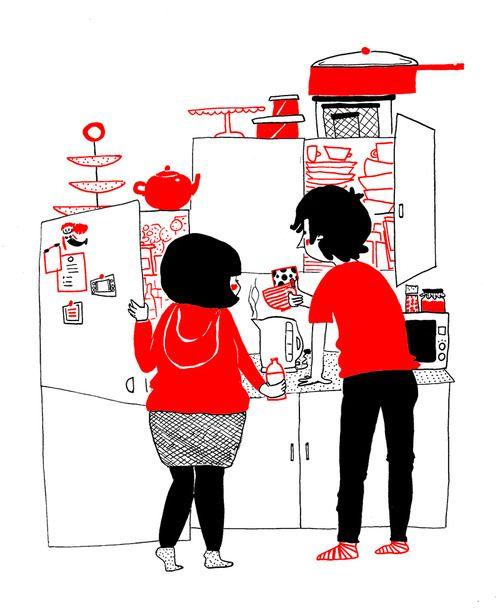 soppy, philippa rice, Illustration