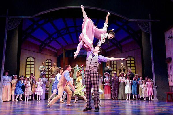 Meredith Willson's The Music Man | Broadway musical Philadelphia - Walnut Street Theatre