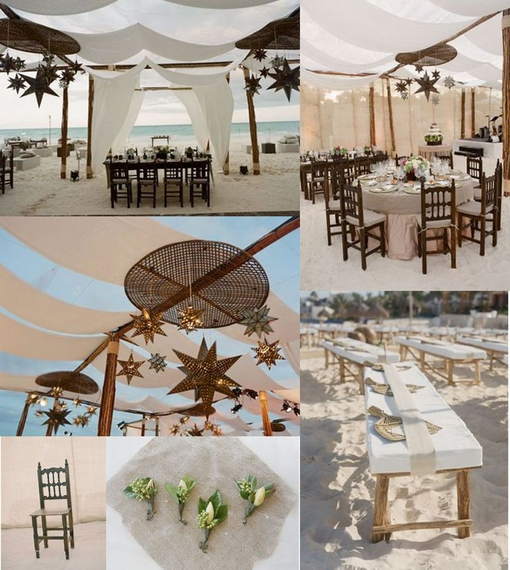 wedding decorations beach theme rustic wedding ideas i think i need to see pics 9083