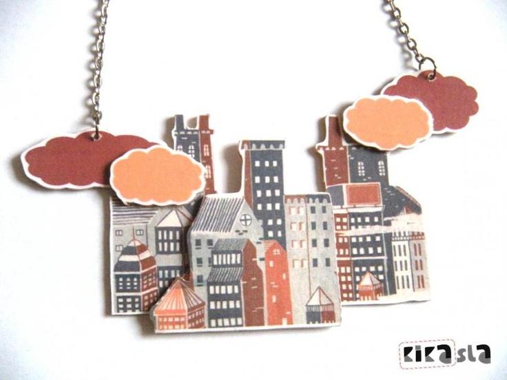 Original necklace from Slovakia!! Pretty nice!