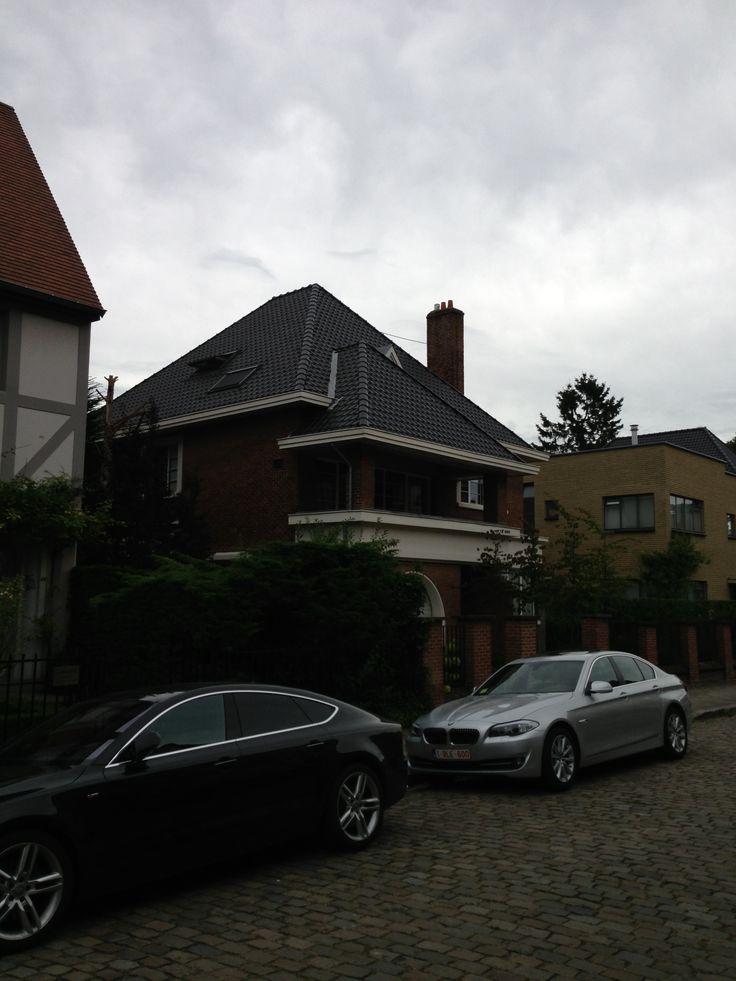 Gent - breken van hoogte dak dmv uitbouw