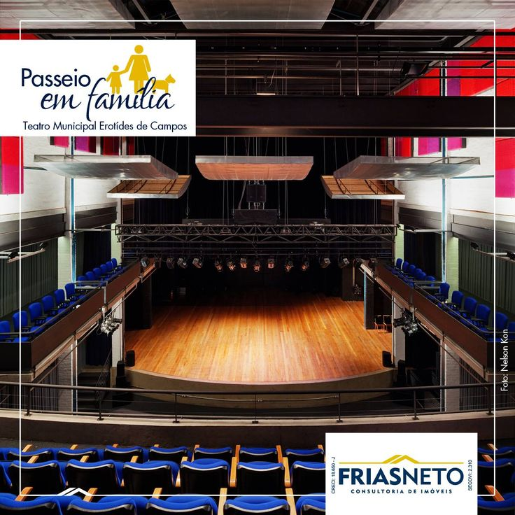 Prestigie o Teatro Municipal de Piracicaba Erotídes de Campos no famoso Engenho Central.  Em uma estrutura cênica de primeira, apresenta atrações que agradam a todos: dança, música, teatro e cinema.