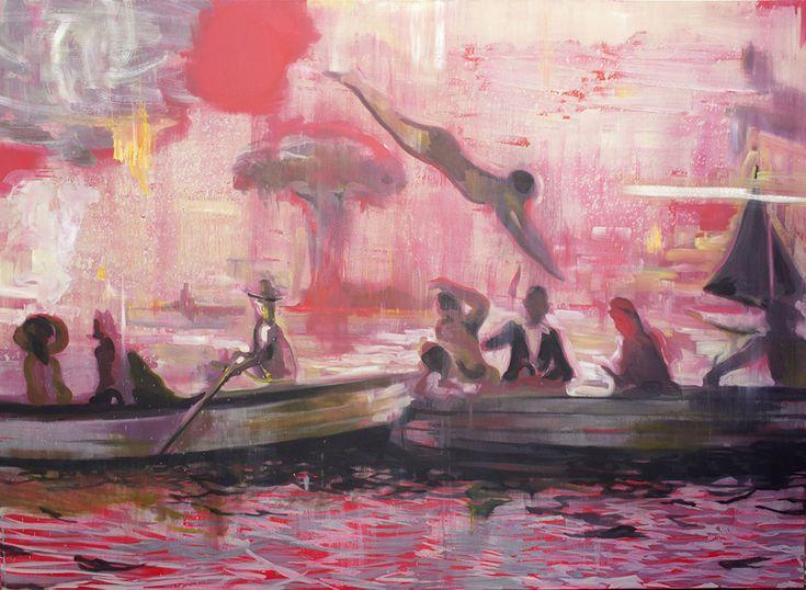 Kate Gottgens - Sea Ablaze