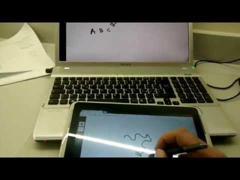 AWWAPP: una lavagna interattiva online a costo zero - YouTube