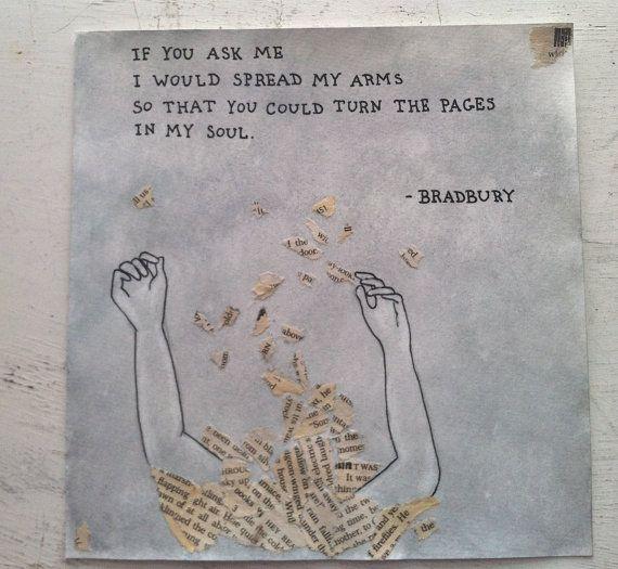 25 b sta ray bradbury quotes id erna p pinterest citat for Mirror quotes in fahrenheit 451