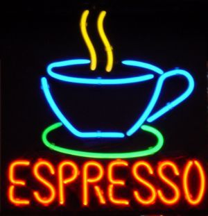 100 best neon lights images on pinterest vintage neon signs esspressocupg 300311 neon sign repairneon solutioingenieria Choice Image