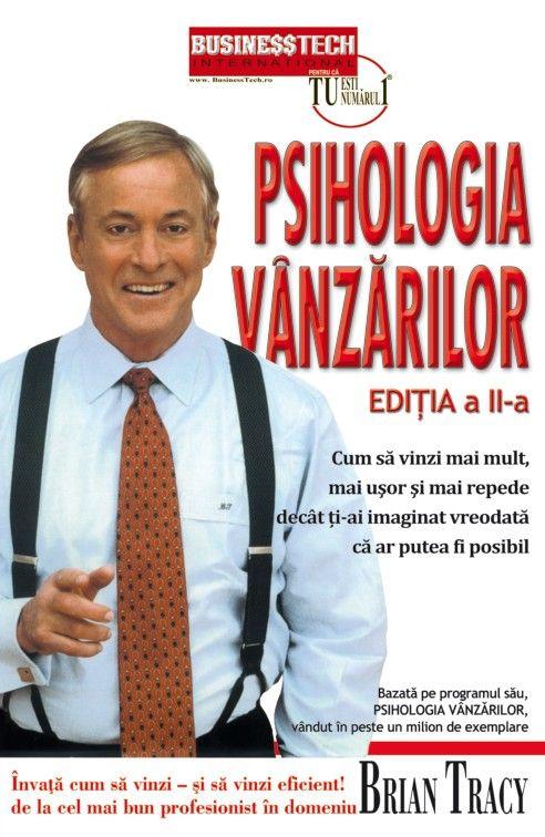 Psihologia Vanzarilor   ' Tot ceea ce faci pentru a-ţi ridica nivelul stimei de sine, îmbunătăţeşte direct nivelul vânzărilor tale '   # http://talosdarius.ro/psihol1ogia-vanzarilor/