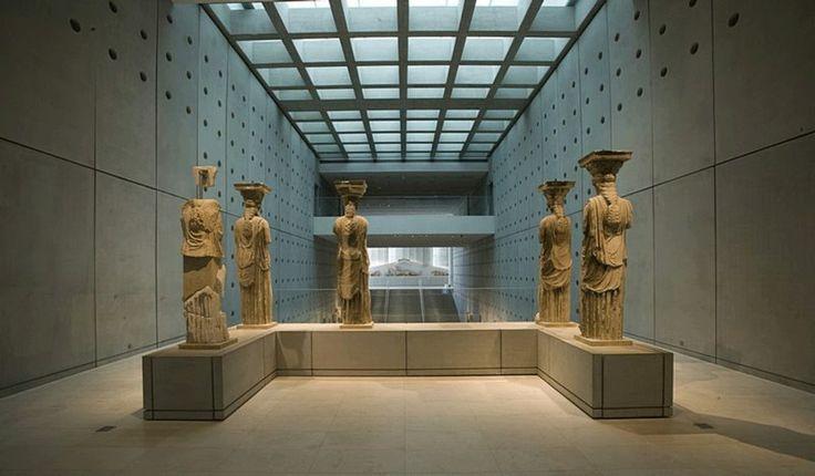 Acropolis museum..