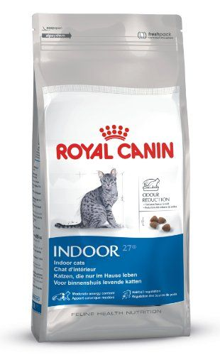 Royal Canin 55168 Indoor 10 kg- Katzenfutter Royal Canin http://www.amazon.de/dp/B000VJW260/?m=AMWB9IWQTFGZU