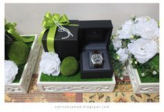 Lovely Local Wedding: Garden Theme - White & Green