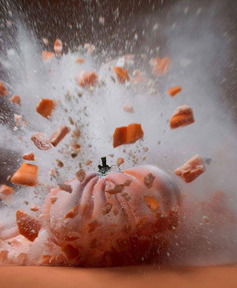 Martin Klimas -  'Exploding Vegetables'  Düsseldorf - Germany