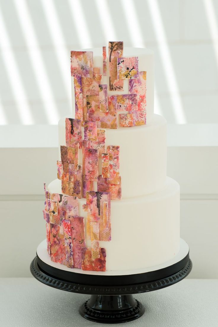 98 best Wedding Cakes images on Pinterest Hands on ...