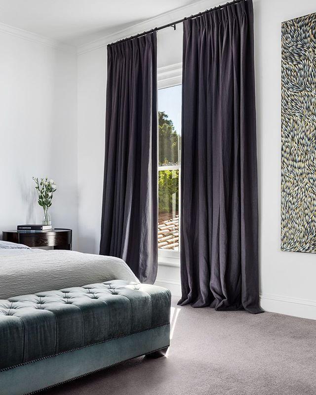 Warwick Fabrics Australia Warwickfabrics Instagram Photos And Videos Featuring Warwick Fabrics Asphalt Linen Pleated Curtains Curtains Warwick Fabrics
