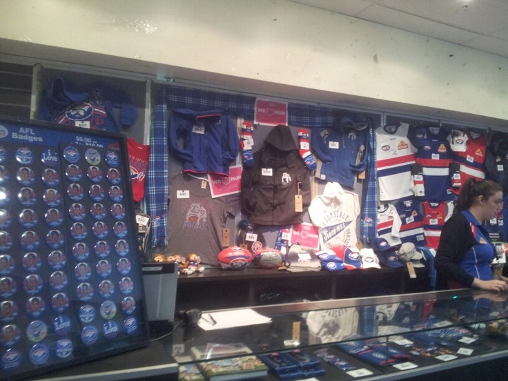 Mother's Day display at Etihad in Round 7 v North 2013