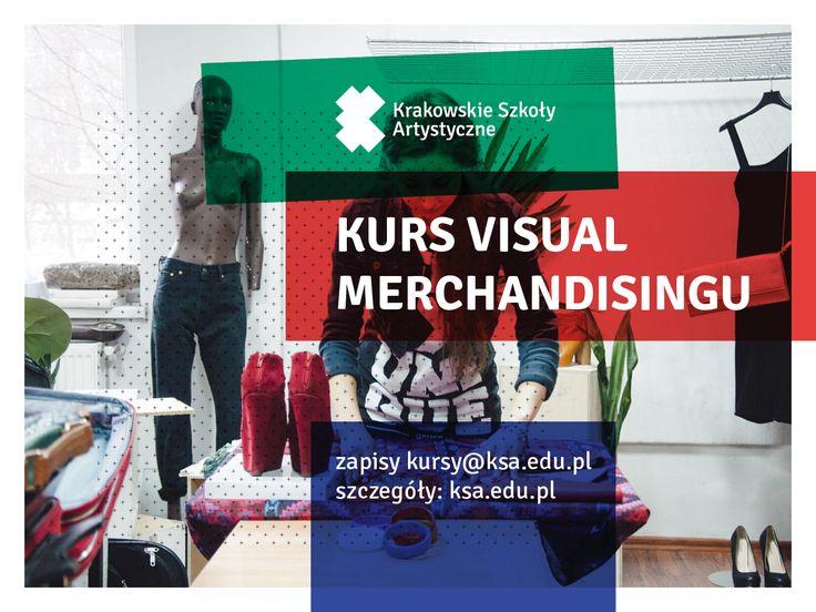 Otwarte szkolenie | kurs visual merchandisingu I stopień - podstawy visual merchandisingu  http://www.ksa.edu.pl/kursy-warsztaty-szkolenia-w-krakowskich-szkolach-artystycznych/otwarte-szkoleniekurs-visual-merchandisingu-i-stopienpodstawy-visual-merchandisingu #visualmerchandising