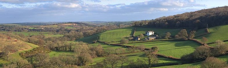 Devon Country Barns, luxury self-catering cottages in Devon. One of our favourite countryside getaways.