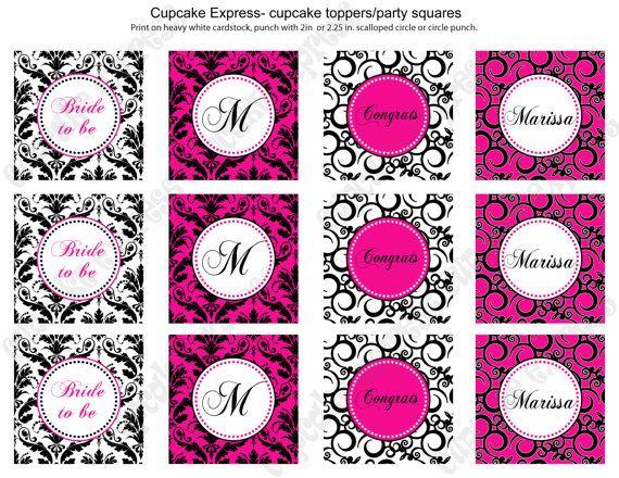 Fun Prints For A Sweet Girl Wedding Pinterest