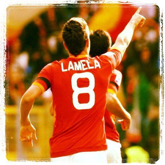 Eric Coco Lamela - AS Roma http://asr1927news.blogspot.it/