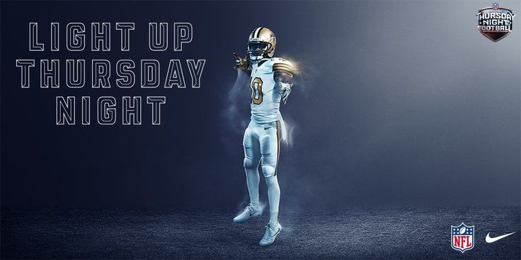 New Orleans Saints unveil all-white uniforms for NFL s Color Rush 0741fdf11